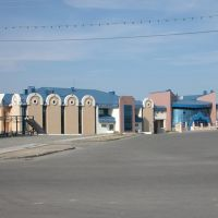 Exhibition center, Салехард