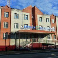 Детская поликлиника, Салехард , ул. Республики 32, Салехард