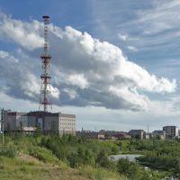 набережная, Газпром, Новый Уренгой