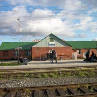 железнодорожные ворота города Новый Уренгой, Новый Уренгой