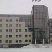 Администрация г.Губкинский, Губкинский