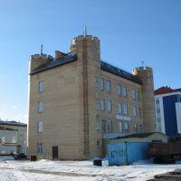 Дом хлеба (14-й микрорайон дом 43), Губкинский