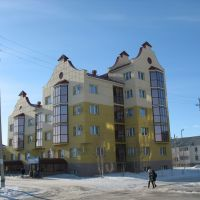 12-й микрорайон дом 36, Губкинский