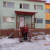 12 квартал дом 7, Губкинский