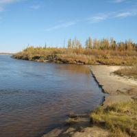 Устье Первой речки, Пуровск