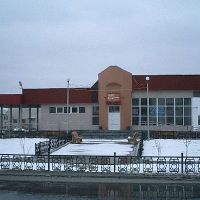 Автовокзал, Надым