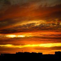 Закат, Надым