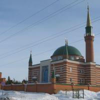 ► Мечеть.-Mosque -  *, Ноябрьск