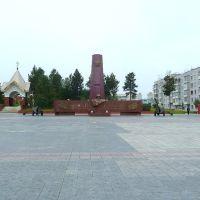 площадь с Вечным огнем, Ноябрьск