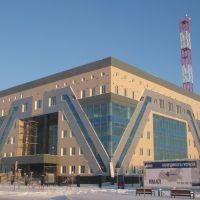 ►   Газпром Добыча Ноябрьск - Координат  успеха, ул.40лет Победы.  *, Ноябрьск