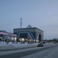 ►   Газпром Добыча Ноябрьск,ул.40лет Победы.  *, Ноябрьск