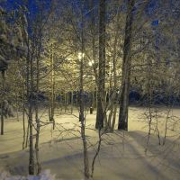 ►Уличные фонари.   *, Ноябрьск