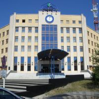 Lenina str. office SibNeft, Ноябрьск