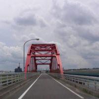 国道335号 標津大橋 2009/08/27, Южно-Курильск