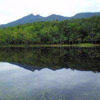Shiretoko 5th lake - 知床五湖 五湖, Южно-Курильск