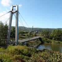 Александровск-Сах. Мост. 2011., Александровск-Сахалинский