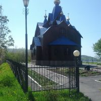 Новая церковь, Александровск-Сахалинский