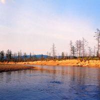 Poronay river 2001, Анбэцу
