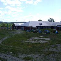 Первомайская средняя школа, Анбэцу
