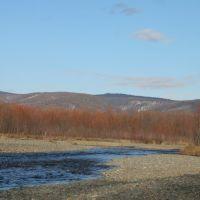 Сахалинская река Тымь, Анбэцу