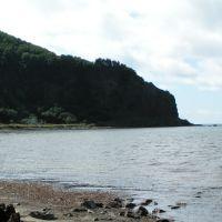 Широкая падь со стороны реки, Анбэцу