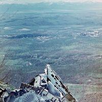 Углезаводск с горы Найборецкая, июнь 1973г, Быков