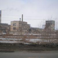 бывший БУМ-комбинат, Долинск
