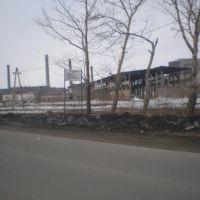 цеха бывшего БУМа, Долинск