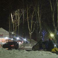 Долинск, новый год 2013, Долинск