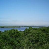 Озеро Катангли. Вид с Советской. (автор С.Наумова), Катангли
