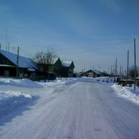 Катангли. Зима. Советская. (автор С. Наумова), Катангли