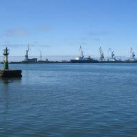 Южный погрузрайон порта Корсаков, Корсаков