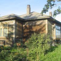 Японский дом (ул. Окружная 140 б), Корсаков