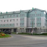 Таможня (ул. Первомайская 2), Корсаков