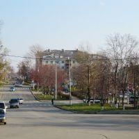 переулок Молодёжный, Корсаков