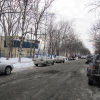 улица Советская, Корсаков