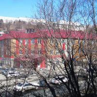 Поликлиника (ул. Краснофлотская, 13), Корсаков