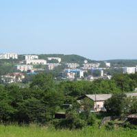 2 вид на город с Калинина, 18, Корсаков