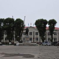 Администрация города август 2010, Невельск
