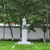 Памятник Невельскому август 2010, Невельск