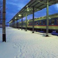 п.Ноглики,Вокзал, Ноглики