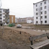 Оха, Охинский район, Сахалинская область, Россия, Оха