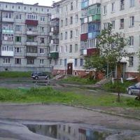 ул. Фрунзе 28 (Июнь 2010), Поронайск