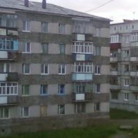ул. Фрунзе 28 (Июль 2010), Поронайск