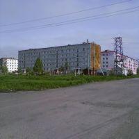 ул. Победы (Июль 2010), Поронайск