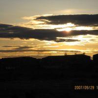 Закат, Поронайск