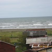 Вид с окна., Поронайск