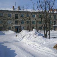 Совхозная, 25 (мой второй дом), Поронайск