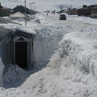 Зима - дорога, Северо-Курильск
