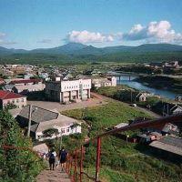 Russia town, Северо-Курильск